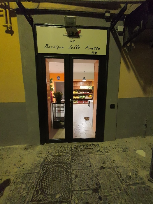 La Boutique della Frutta - ingresso