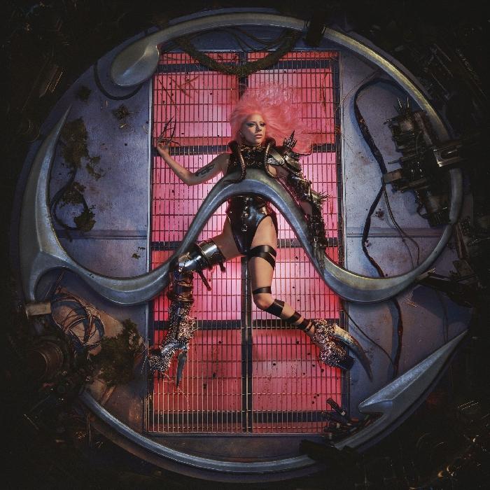 Lady Gaga - cover album Chromatica