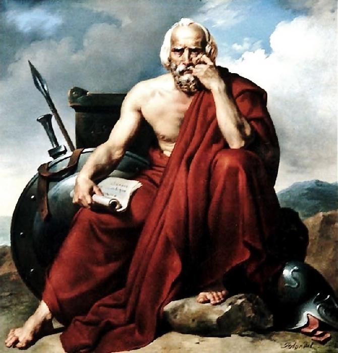 Licurgo di Sparta di Merry-Joseph Blondel