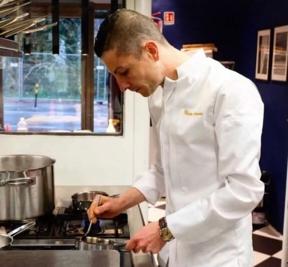Lo Chef Mauro Buonanno