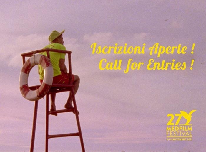 MedFilm Festival 2021, al via le iscrizioni per lungometraggi e cortometraggi