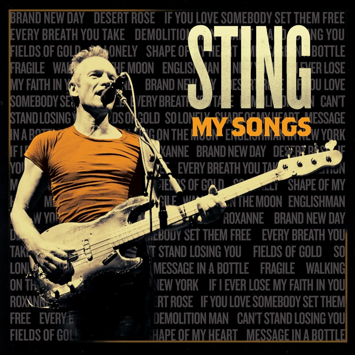 My Songs - Sting ( - )