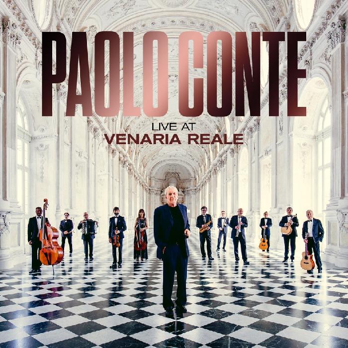 Live at Venaria Reale di: Paolo Conte - Concerto / Platinum / BMG Rights Management Italy - 2021