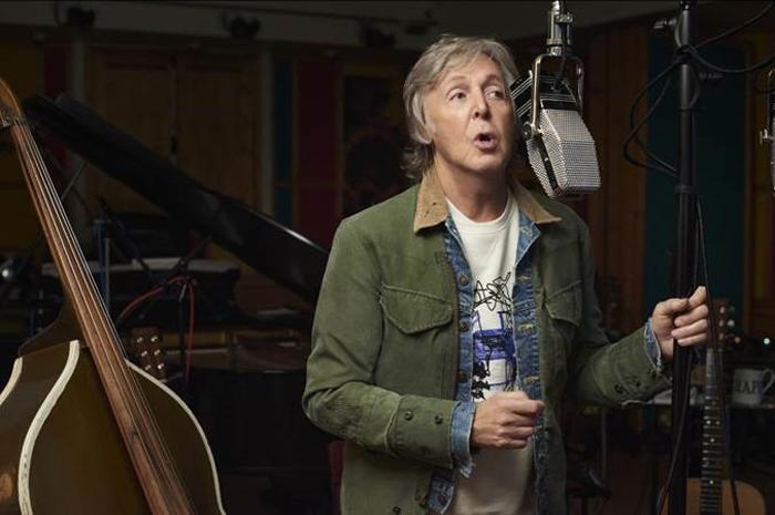 Paul McCartney - foto di Mary McCartney