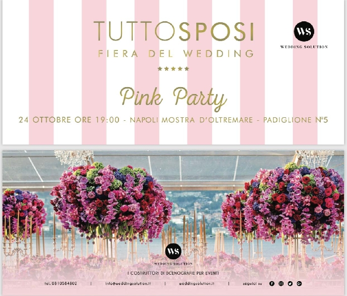 Pink Party - Tutto Sposi