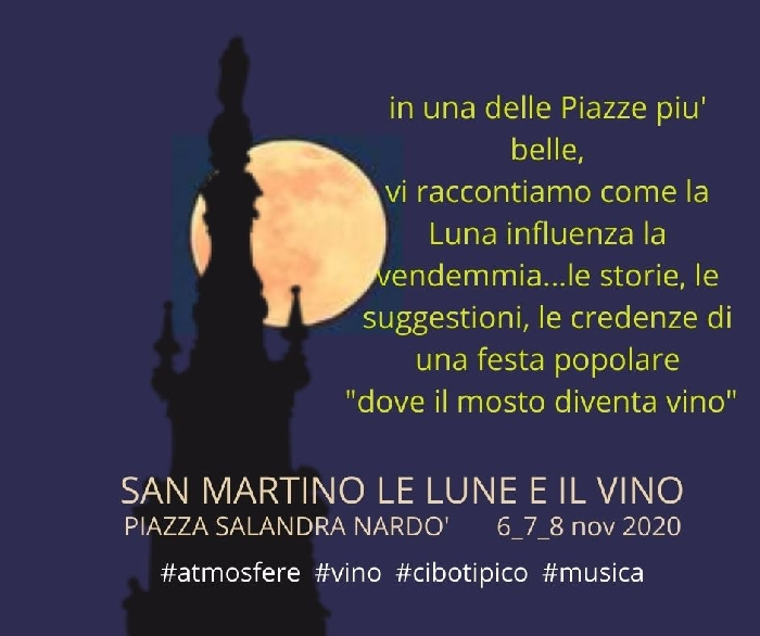 San Martino le Lune e il Vino