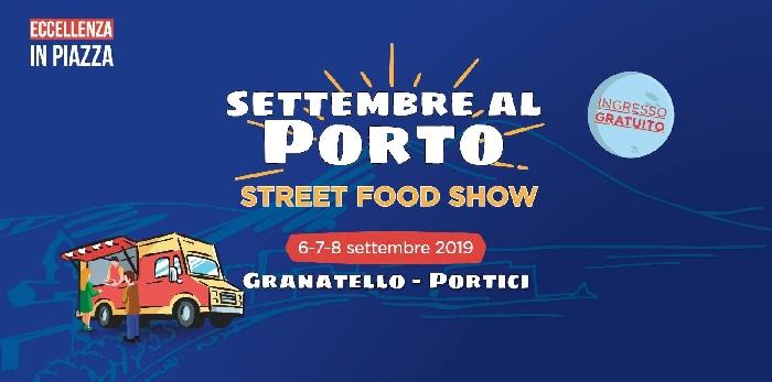 Settembre al Porto - Street Food Show