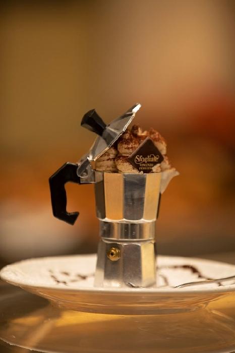 SfoglateLab bissa e apre un secondo bar pasticceria a Napoli, il locale nasce all'interno del Complesso di San Domenico Soriano