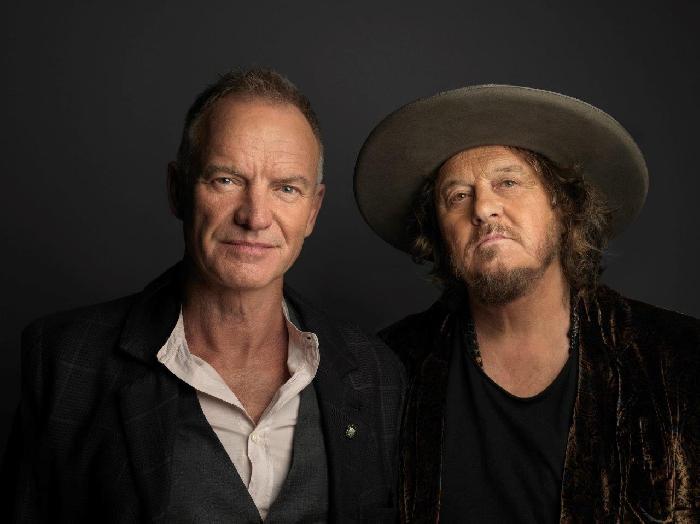 Sting e Zucchero (September) - Fotografia di Daniele Barraco