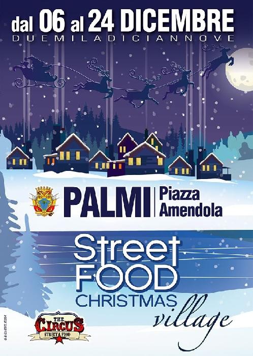 Street Food Christmas Village
