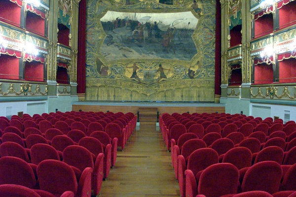 Teatro Municipale Giuseppe Verdi di Salerno