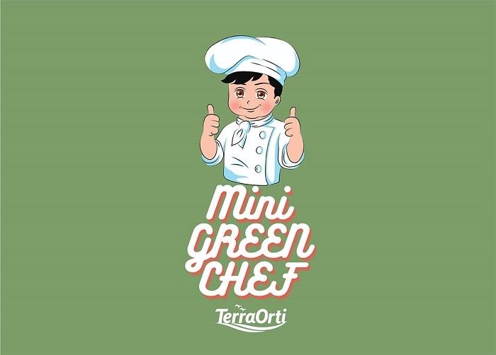 Terra Orti presenta Mini Green Chef, la prima web serie educazionale interamente dedicata all'Ortofrutta.