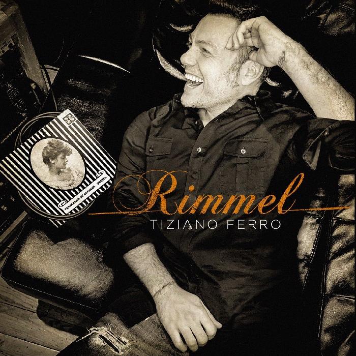 Tiziano Ferro - Rimmel - cover art by -Paolo De Francesco