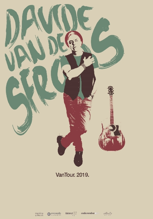 VANTOUR 2019 - DAVIDE VAN DE SFROOS