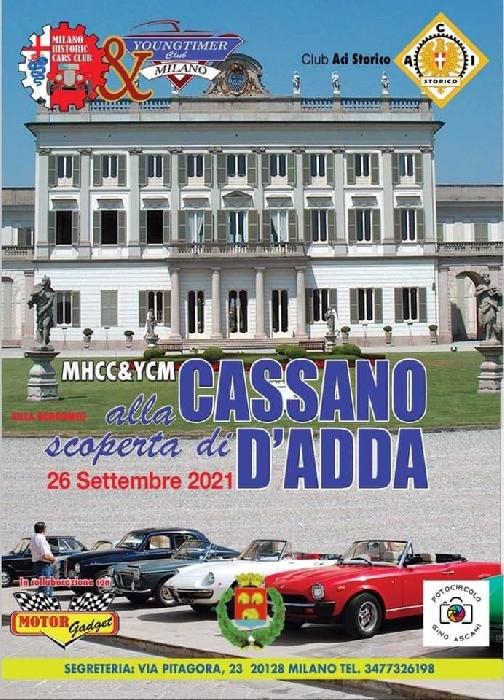 alla scoperta di Cassano D'Adda