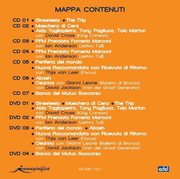 Prog Exhibition: 40 anni di musica immaginifica di:  - Immaginifica - Edel - 2011