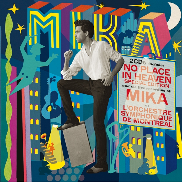 No Place in Heaven - Special Edition di: Mika - - Universal Music - 2015