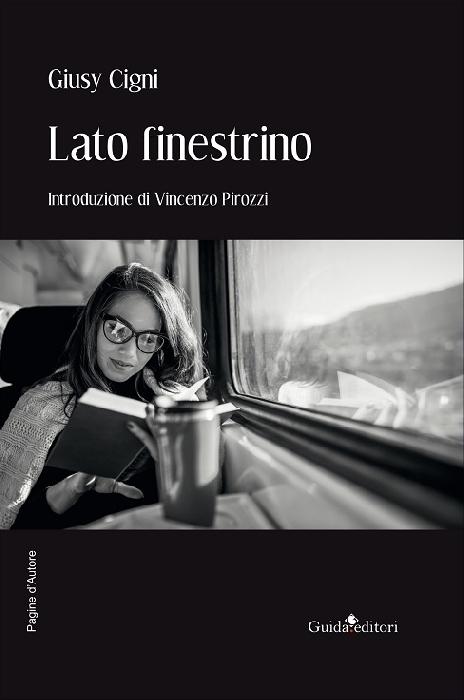presentazione del libro Lato finestrino, sali a bordo del treno e (ri)scopri te stesso, il primo libro di Giusy Cigni, insegnante partenopea pendolare.