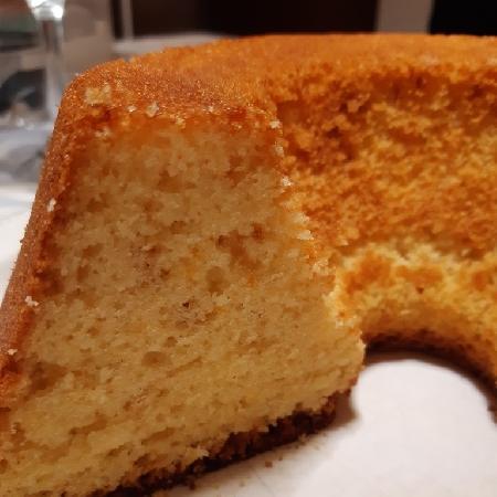 -Cake all'arancia