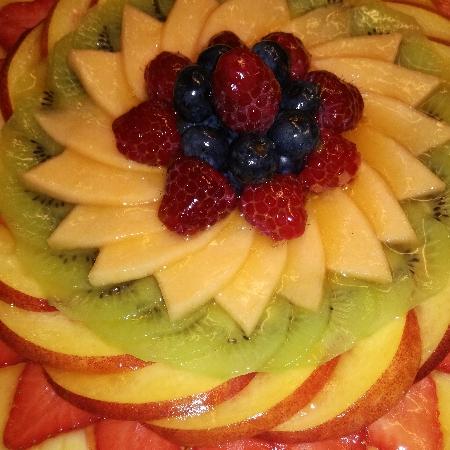 -Crostata di Frutta