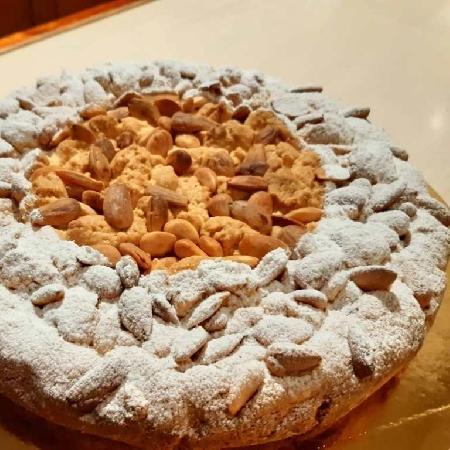 -Frollona senza glutine con marmellata di mandarino, zenzero e mandorle