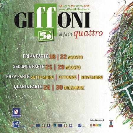 #GIFFONI50 SI FA IN QUATTRO: DA AGOSTO A DICEMBRE ECCO COME SARÀ IL FESTIVAL PIÙ NECESSARIO