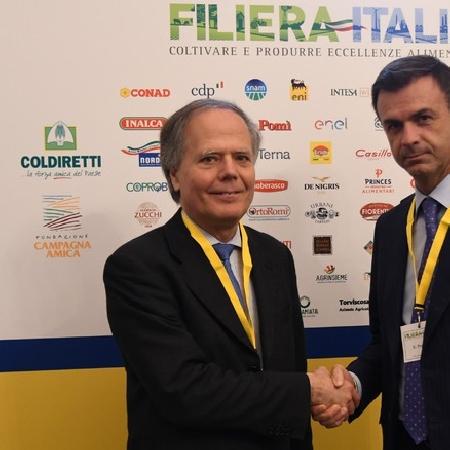 -Moavero e Prandini Filiera Italia