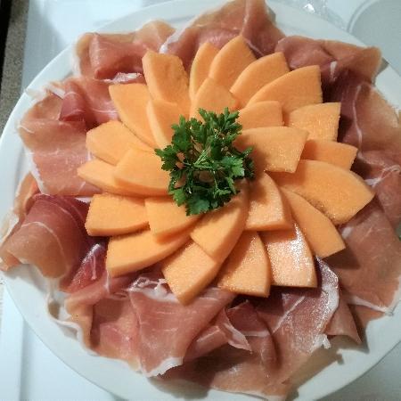 -Prosciutto e Melone