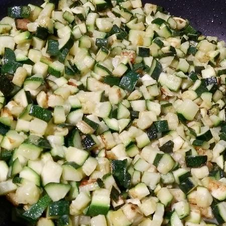 -Risotto con zucchine e vele di bottarga al lime