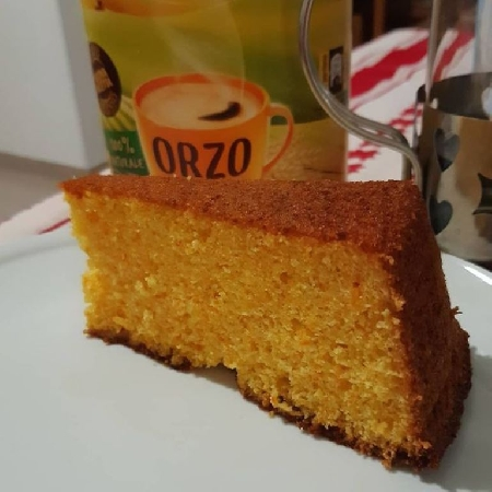 -Torta di carota (camilla)