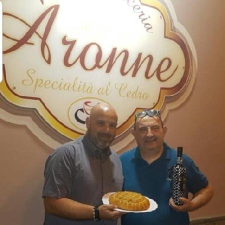 -Torta pasticceria Aronne Rosario Lopa