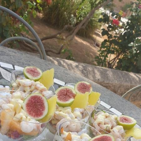 -aperitivo in giardino...ebbuonappetito