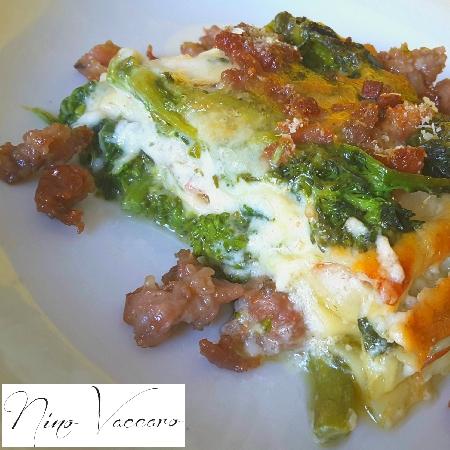 -lasagnetta del contadino