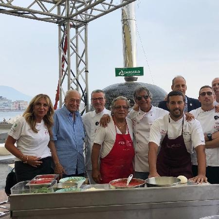 -le pizzerie centenarie a Bufala Fest