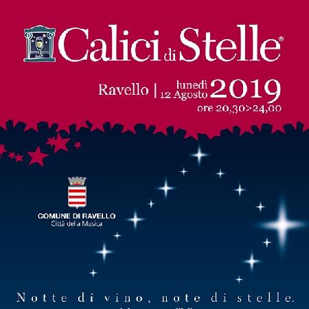 -locandina calici di stelle Ravello