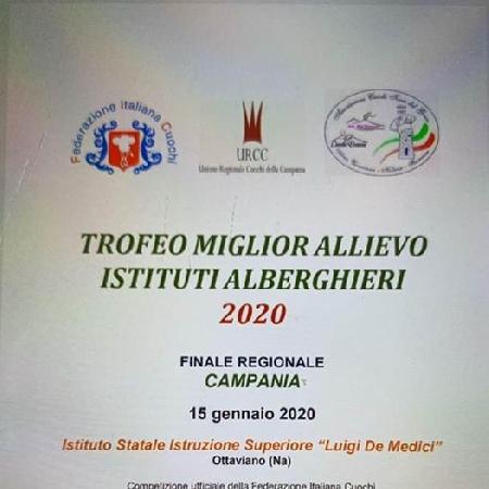 -logo selezione miglior allievo FIC Campania Isis Ottaviano