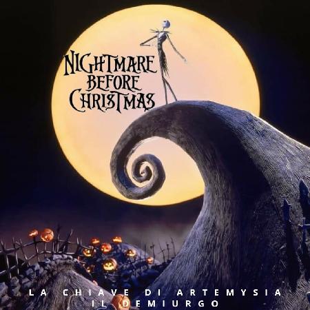 -logo spettacolo artemisia Nightmare