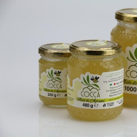 -miele agrumi cocca azienda agricola