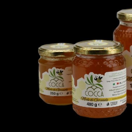 -miele girasole cocca azienda agricola