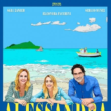 ALESSANDRA di Falcone con Muniz e Peppino di Capri dal 15 ottobre al cinema