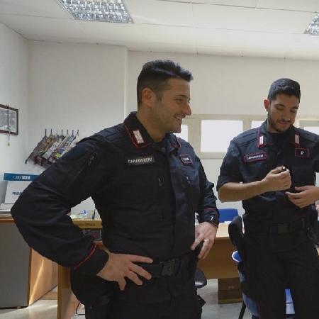 AVAMPOSTI – DISPACCI DAL CONFINE, serie tv in cinque puntate di Claudio Camarca realizzato da Clipper Media in collaborazione con l'Arma dei Carabinieri