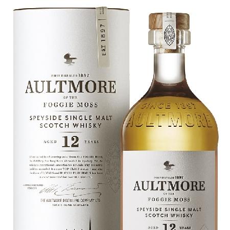 Aultmore 12yo Speyside Single Malt Scotch Whisky
