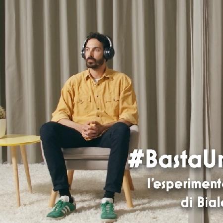 Basta un Caffè - Un esperimento sociale di Bialetti