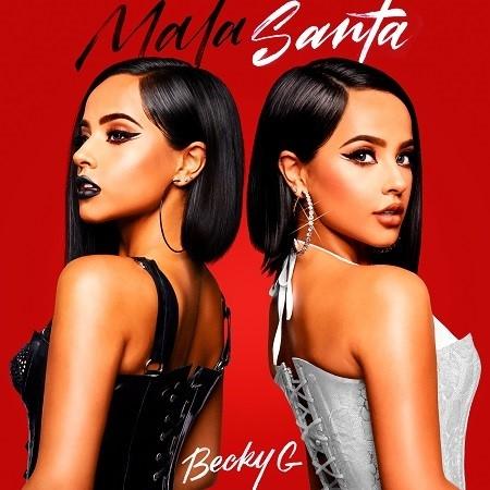 Becky G - cover Mala Santa