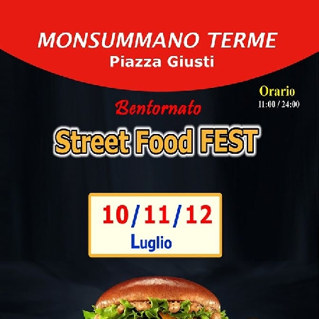 Bentornato Street Food Fest