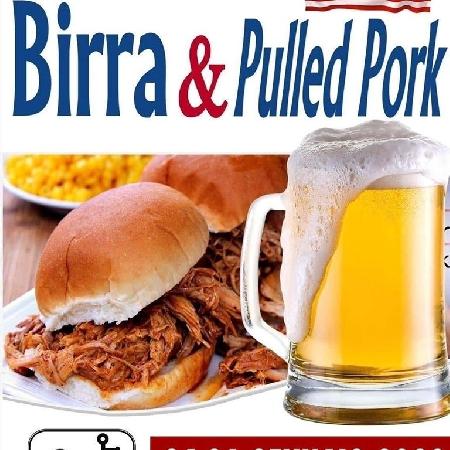 Birra e Pulled Pork
