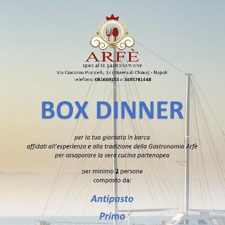 Box Dinner