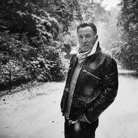 Bruce Springsteen - Photo Danny Clinch
