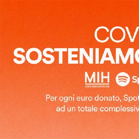 COVID-19 Sosteniamo la musica