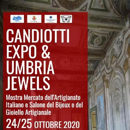 Candiotti Expo e Umbria Jewels